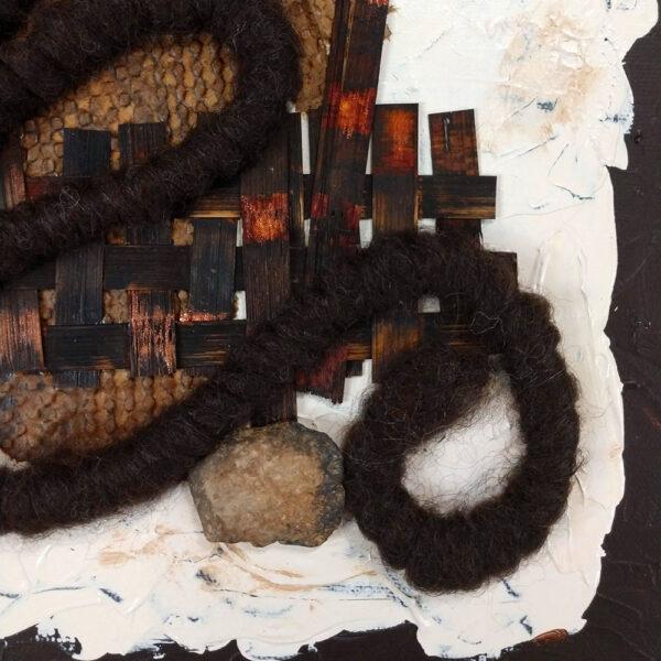 Dark Roast artwork Closeup Details