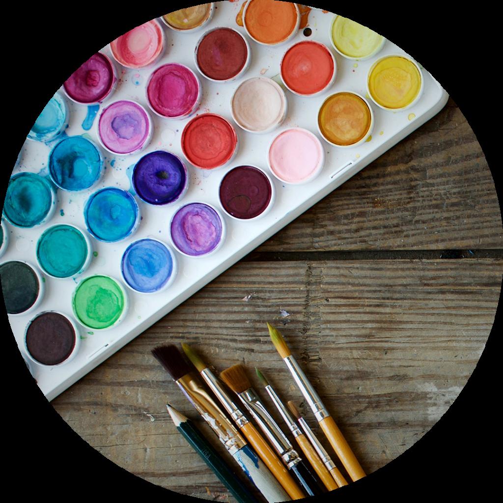 NO EXPIRATION watercolors
